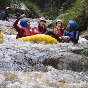 White Water Rafting on the Tsitsikamma River – www.blackwatertubing.net